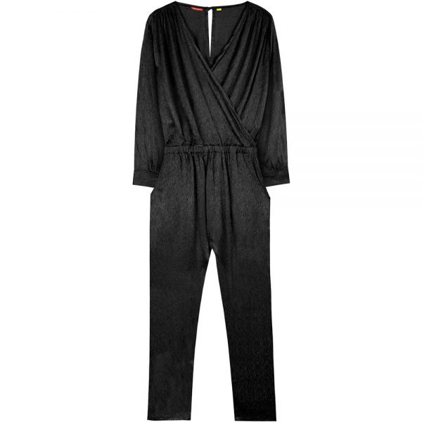 jumpsuit long ebene
