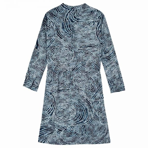 bakkermadewithlove-dress-adele-collar-batik-navy-back