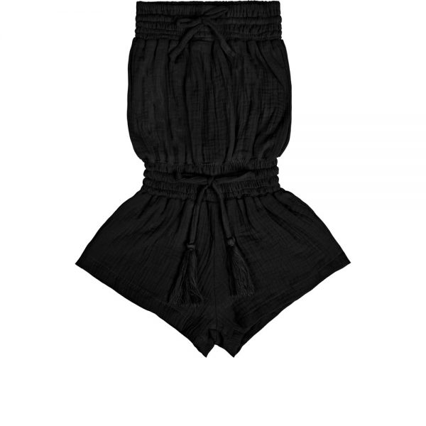 Jumpsuit Ebony Black