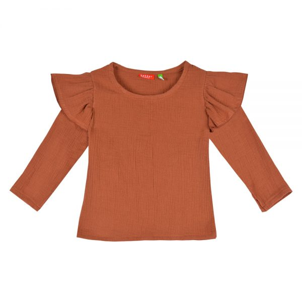 Top Froufrou Ocre